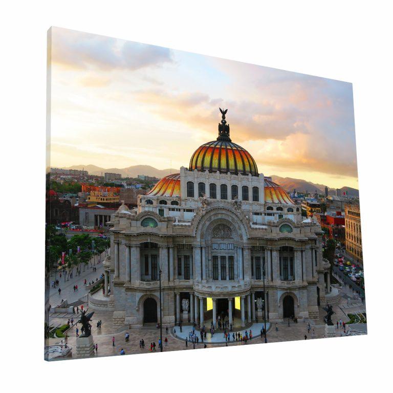 Bellas Artes Canvas 1 Krea Canvas - Cuadros Decorativos Para Salas