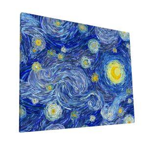 El Clelo de Van Gogh Canvas H Krea Canvas - Cuadros Decorativos Para Salas