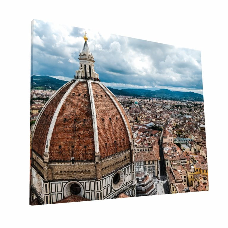 Florencia Italia Canvas H Krea Canvas - Cuadros Decorativos Para Salas