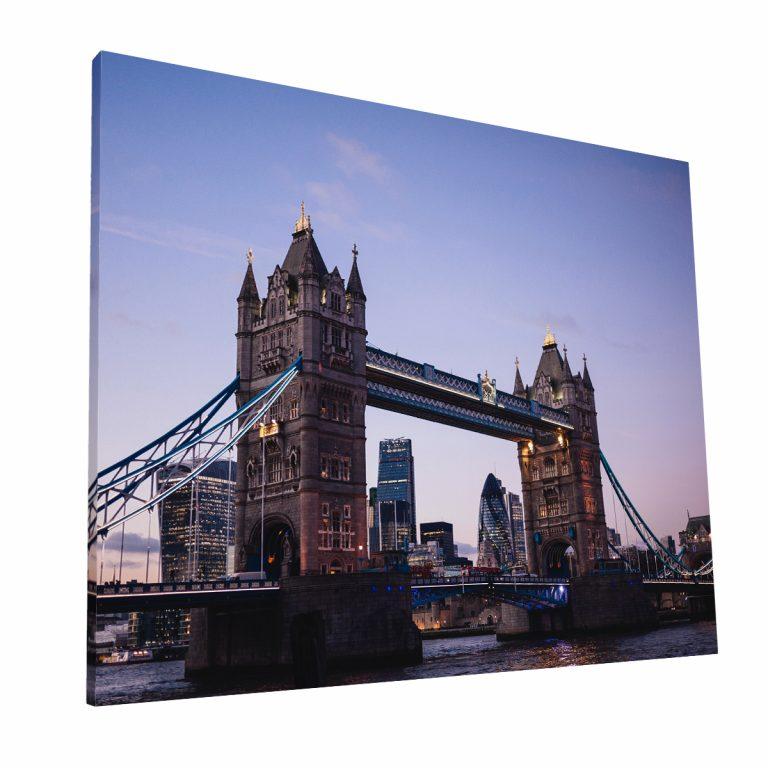 London Bridge Canvas 1 Krea Canvas - Cuadros Decorativos Para Salas