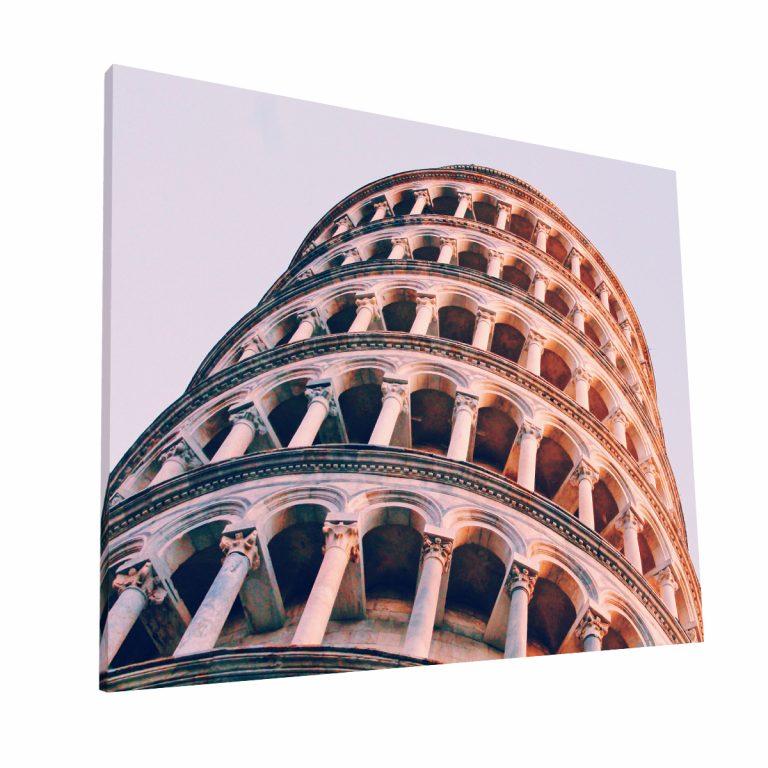 Pisa Canvas H Krea Canvas - Cuadros Decorativos Para Salas