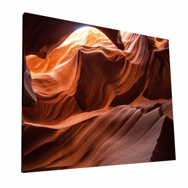 Rock Cave 1 Krea Canvas - Cuadros Decorativos Para Salas
