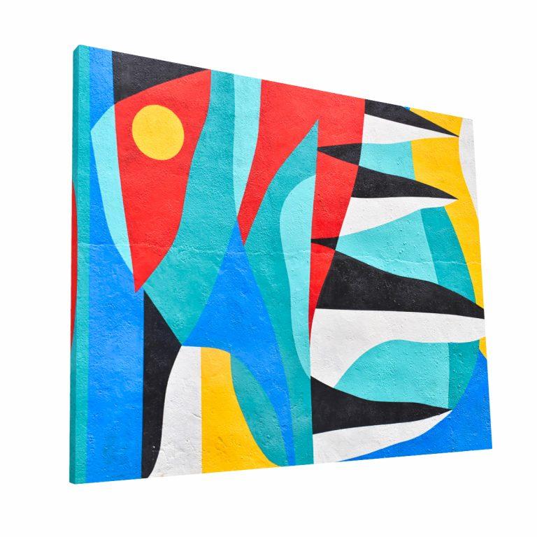 Tribe Art Canvas H Krea Canvas - Cuadros Decorativos Para Salas