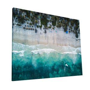 Tulum Canvas H Krea Canvas - Cuadros Decorativos Para Salas
