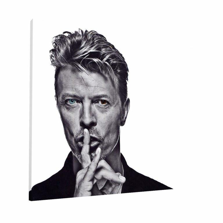Bowie Canvas H Krea Canvas - Cuadros Decorativos Para Salas