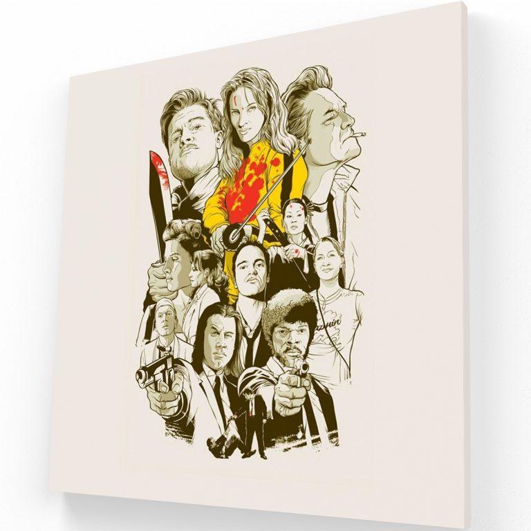 Creaciones de Tarantino Canvas C Krea Canvas - Cuadros Decorativos Para Salas
