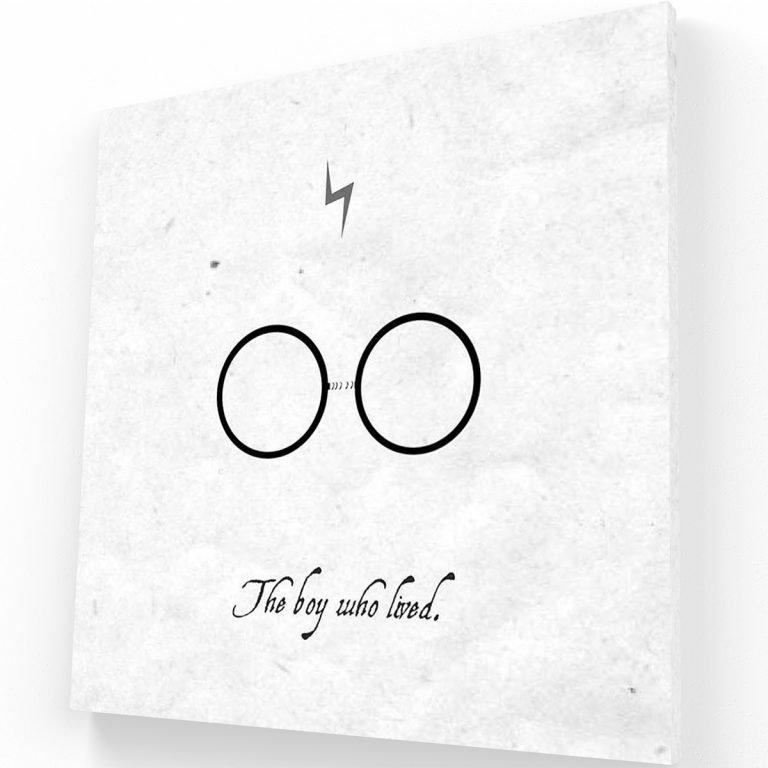 Harry Potter Canvas C Krea Canvas - Cuadros Decorativos Para Salas