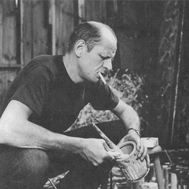Obras de Jackson Pollock