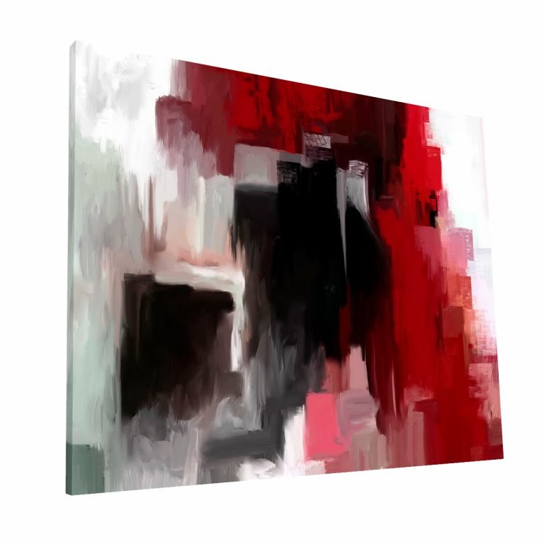 Abstracto Canvas 4 Krea Canvas - Cuadros Decorativos Para Salas