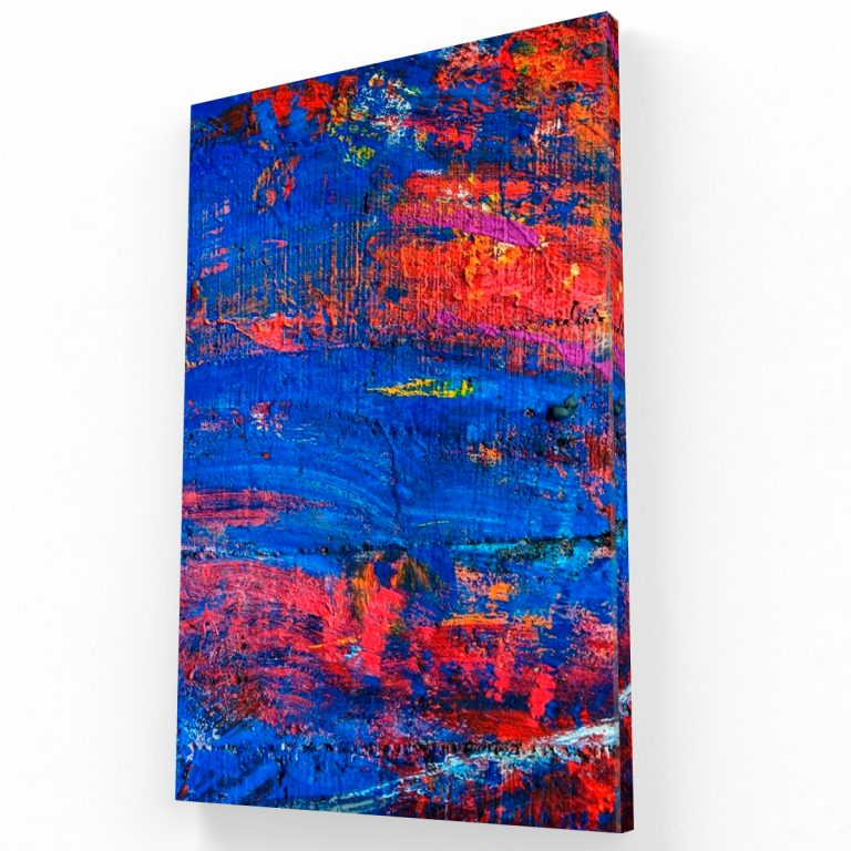 Abstracto Canvas Krea Canvas - Cuadros Decorativos Para Salas
