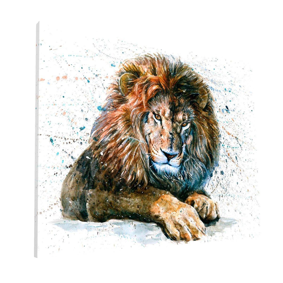 León Canvas Krea Canvas - Cuadros Decorativos Para Salas