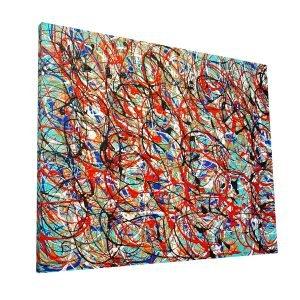 Picasso Canvas 2 Krea Canvas - Cuadros Decorativos Para Salas