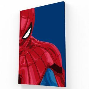Cuadros de comics spiderman