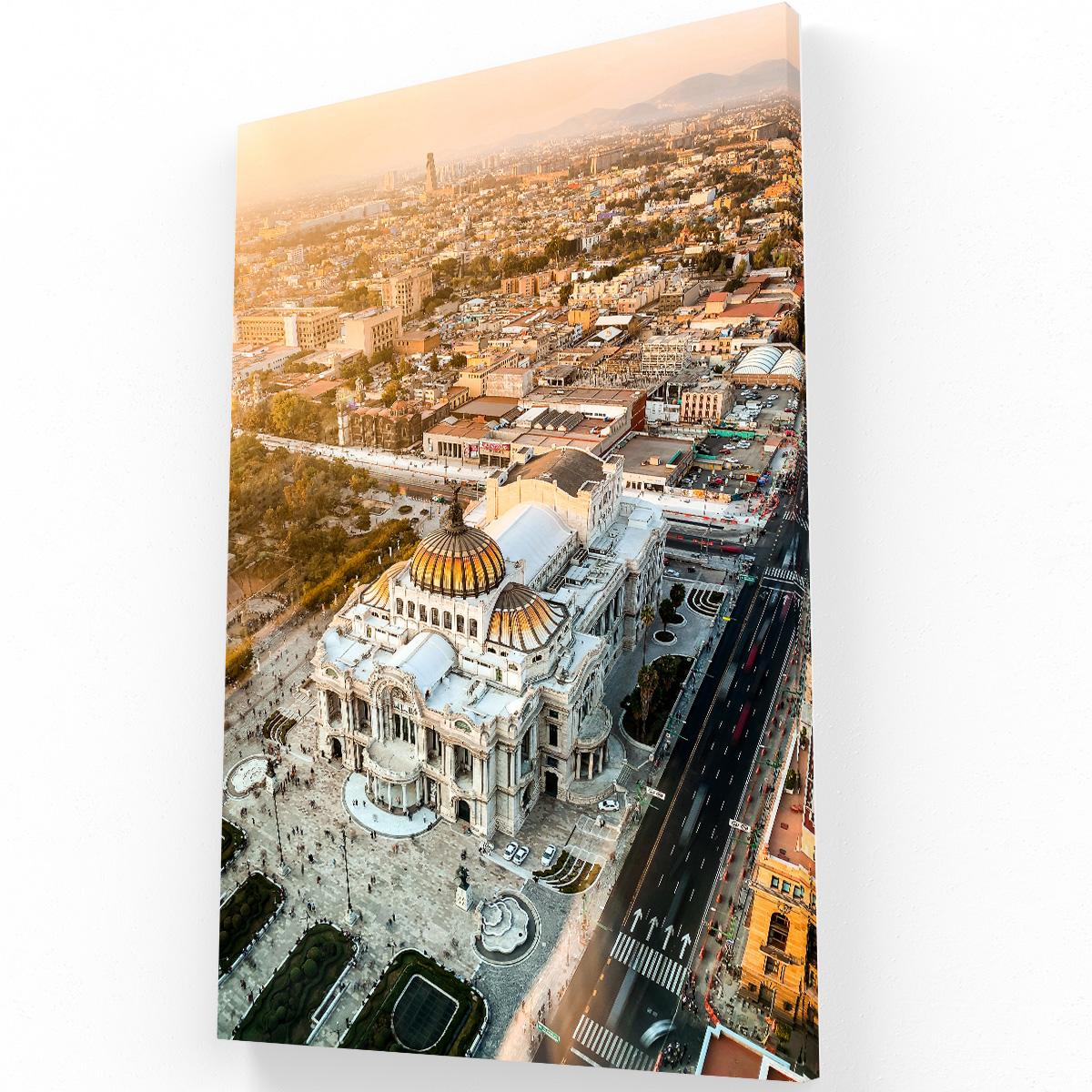 Canvas Puebla