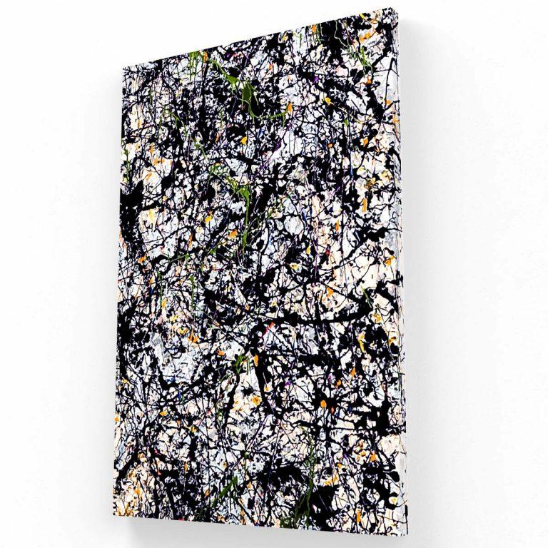 Cuadros de Jackson Pollock
