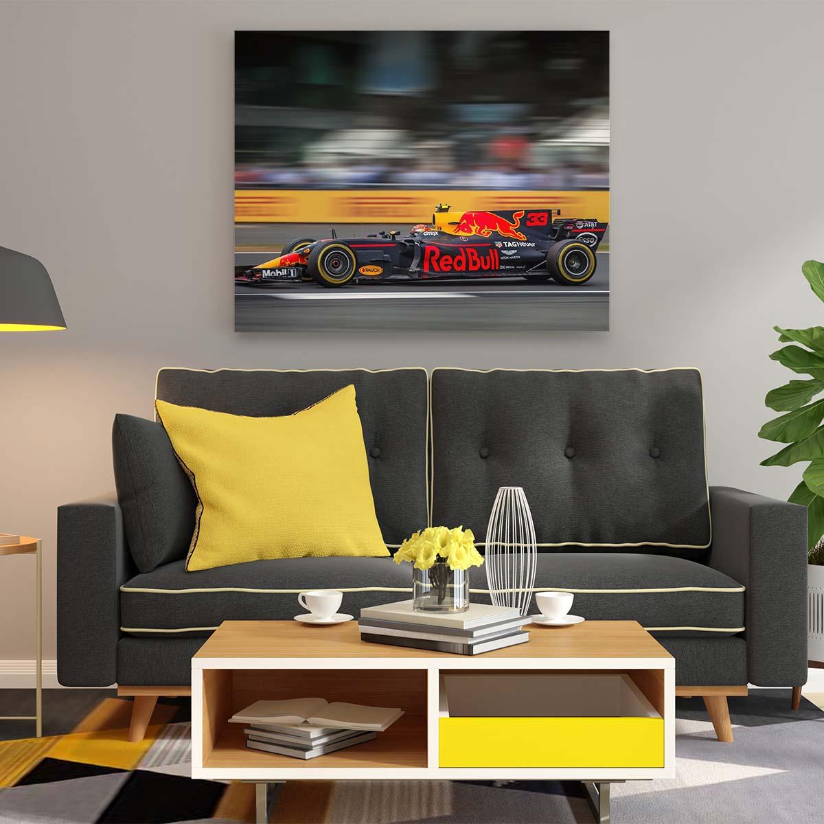 Cuadros de La Formula 1