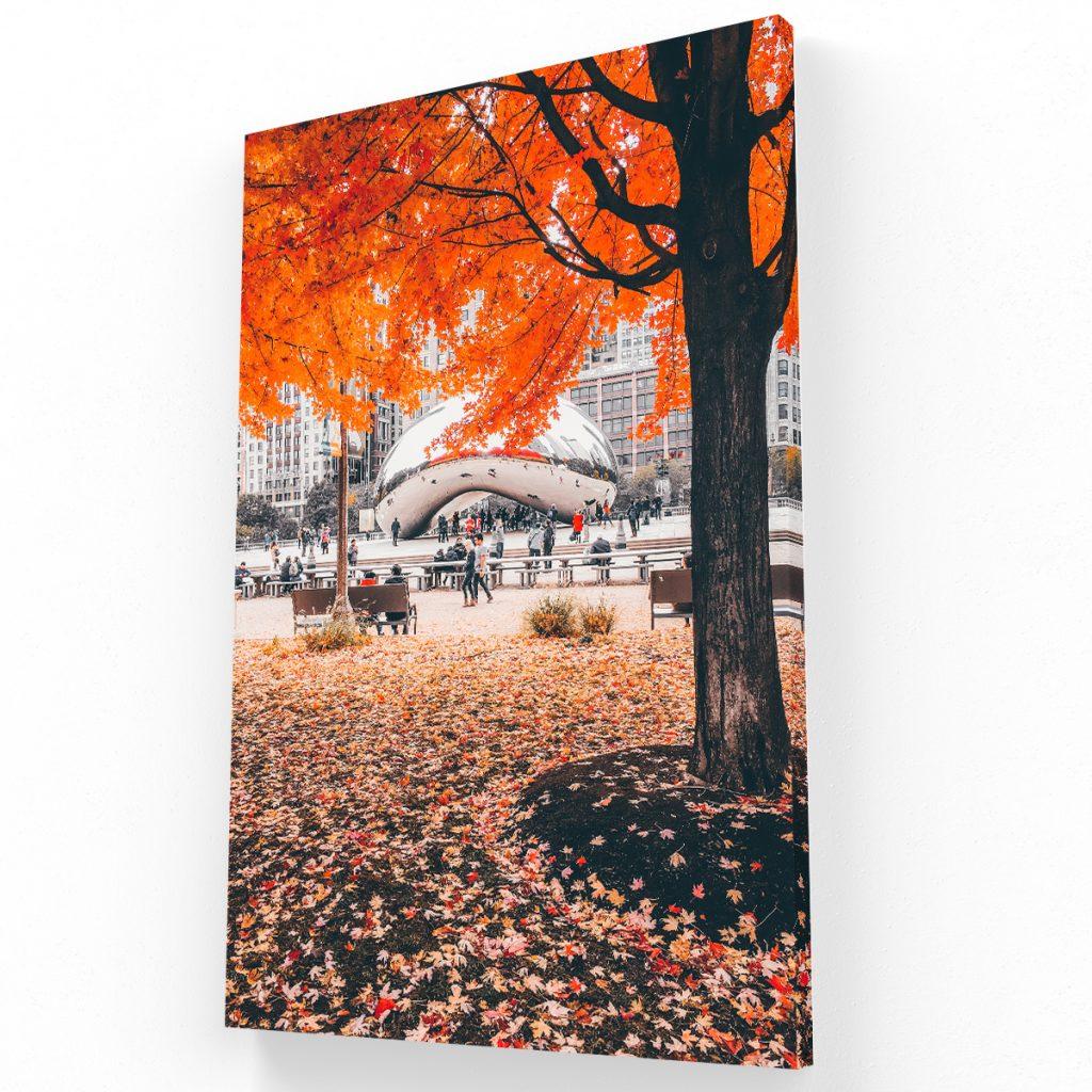 Chicago Canvas Krea Canvas - Cuadros Decorativos Para Salas