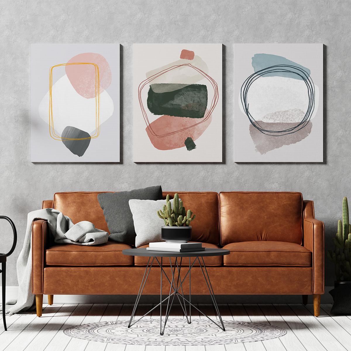 Cuadros Canvas Abstractos