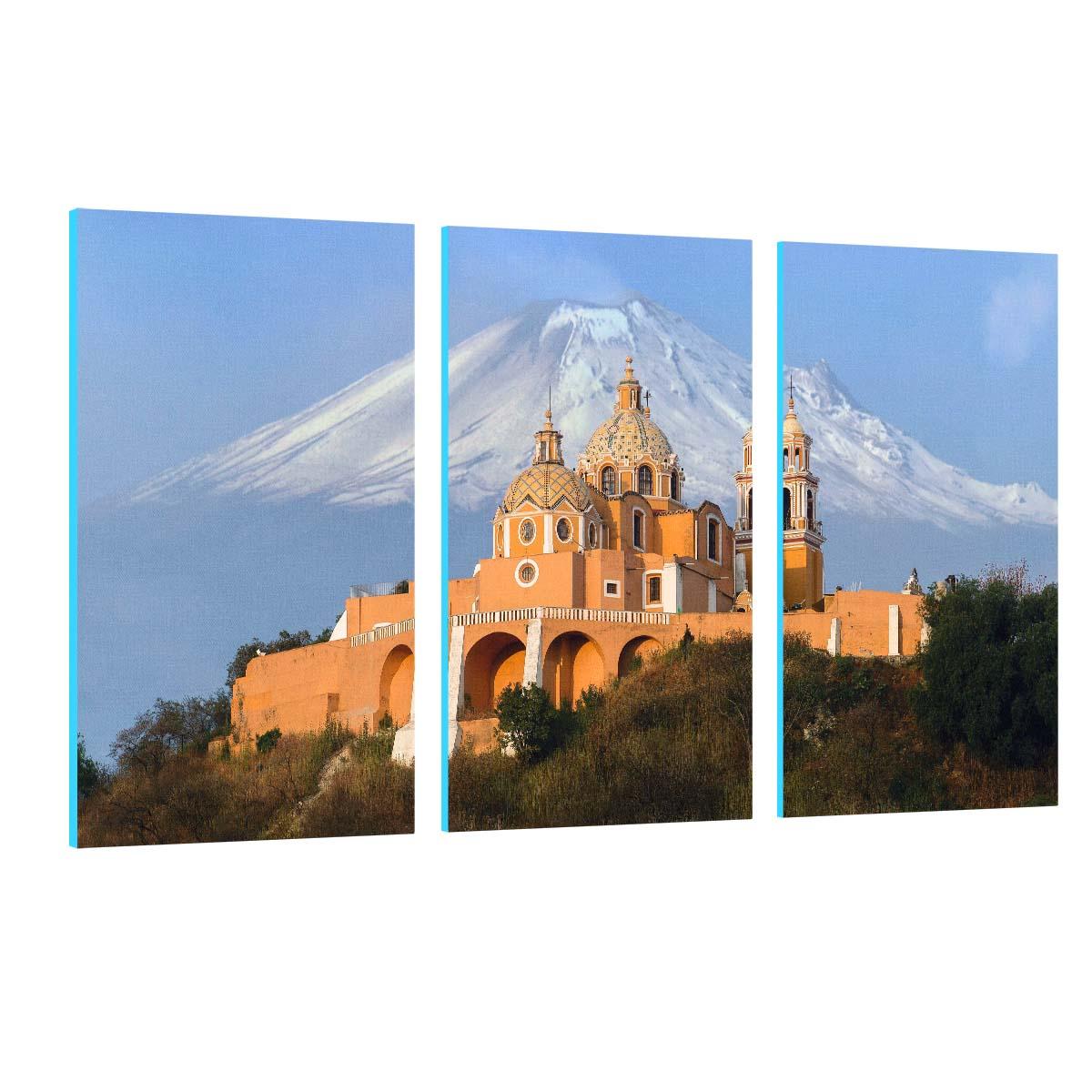 Impresión en Canvas Puebla