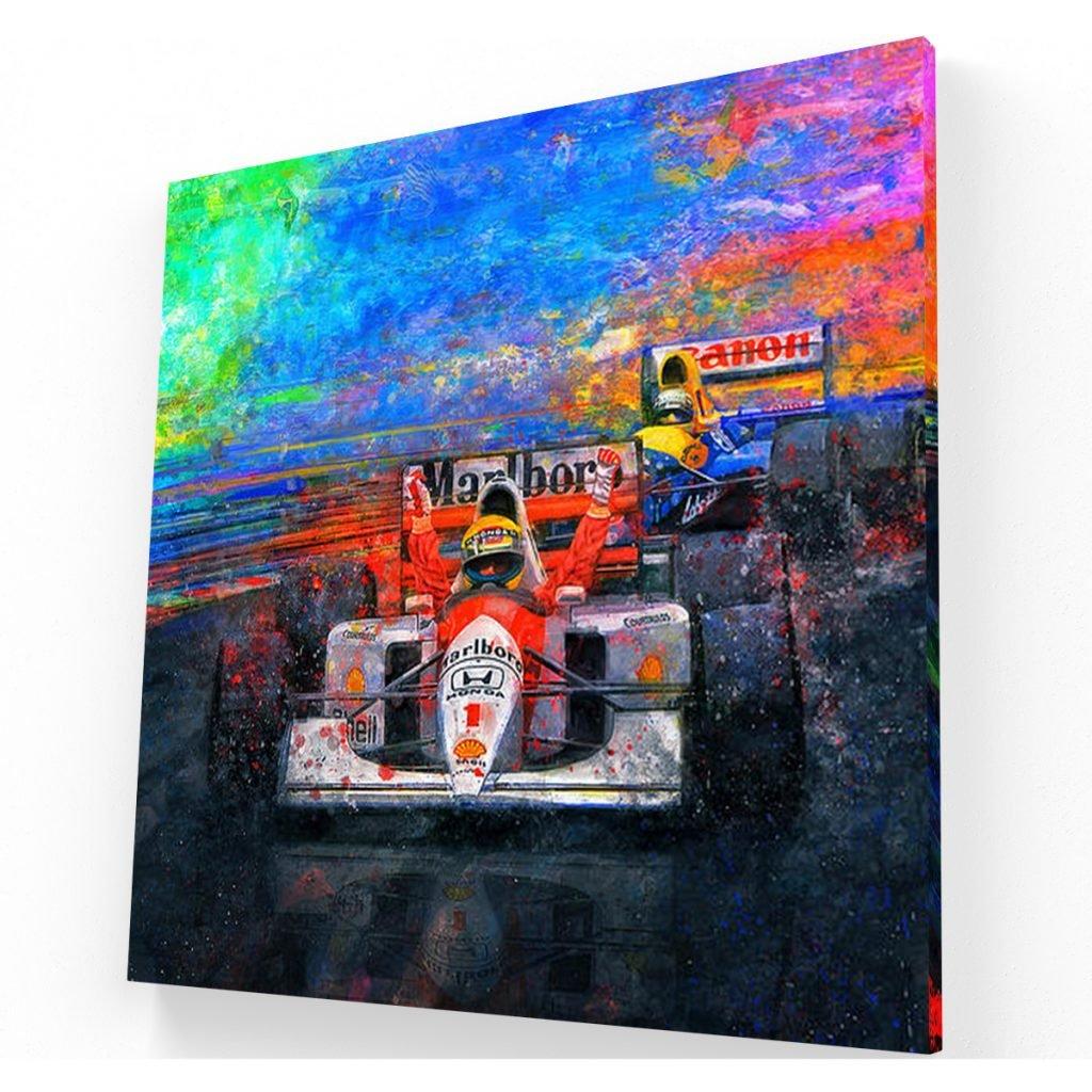 colores canvas Krea Canvas - Cuadros Decorativos Para Salas