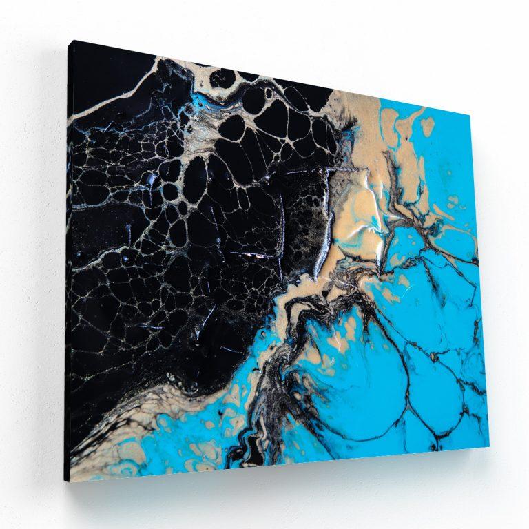 negro canvas Krea Canvas - Cuadros Decorativos Para Salas