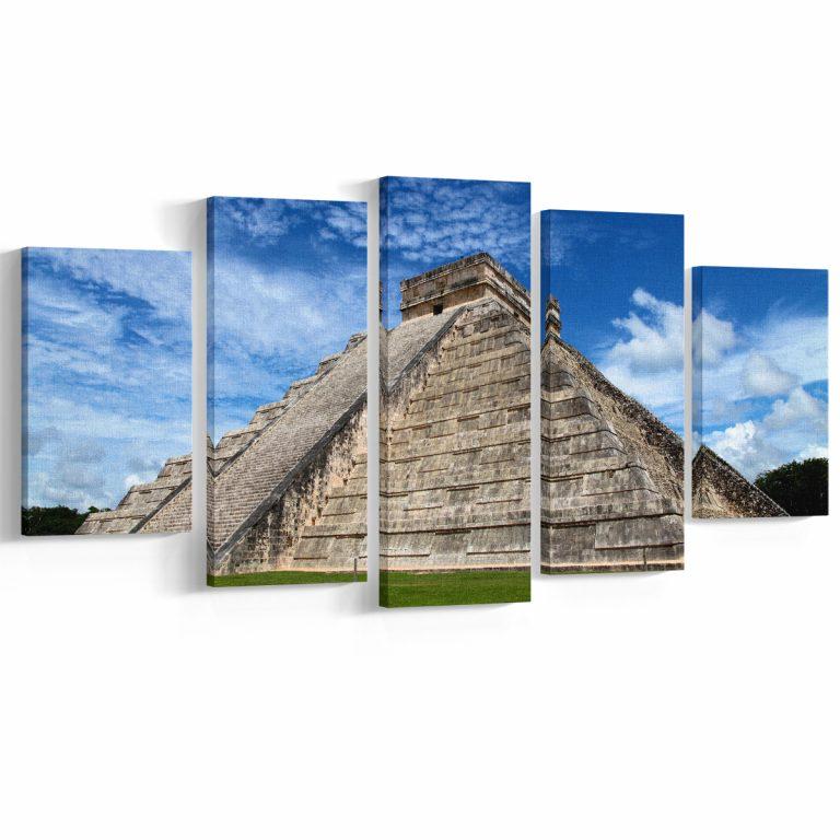 Impresión en Canvas Cancún