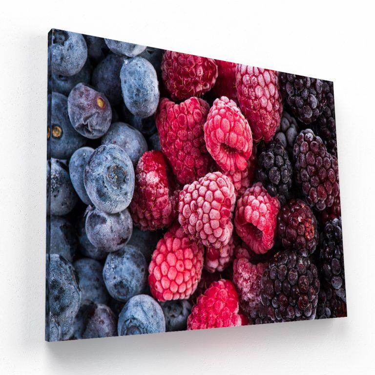 berries canvas Krea Canvas - Cuadros Decorativos Para Salas