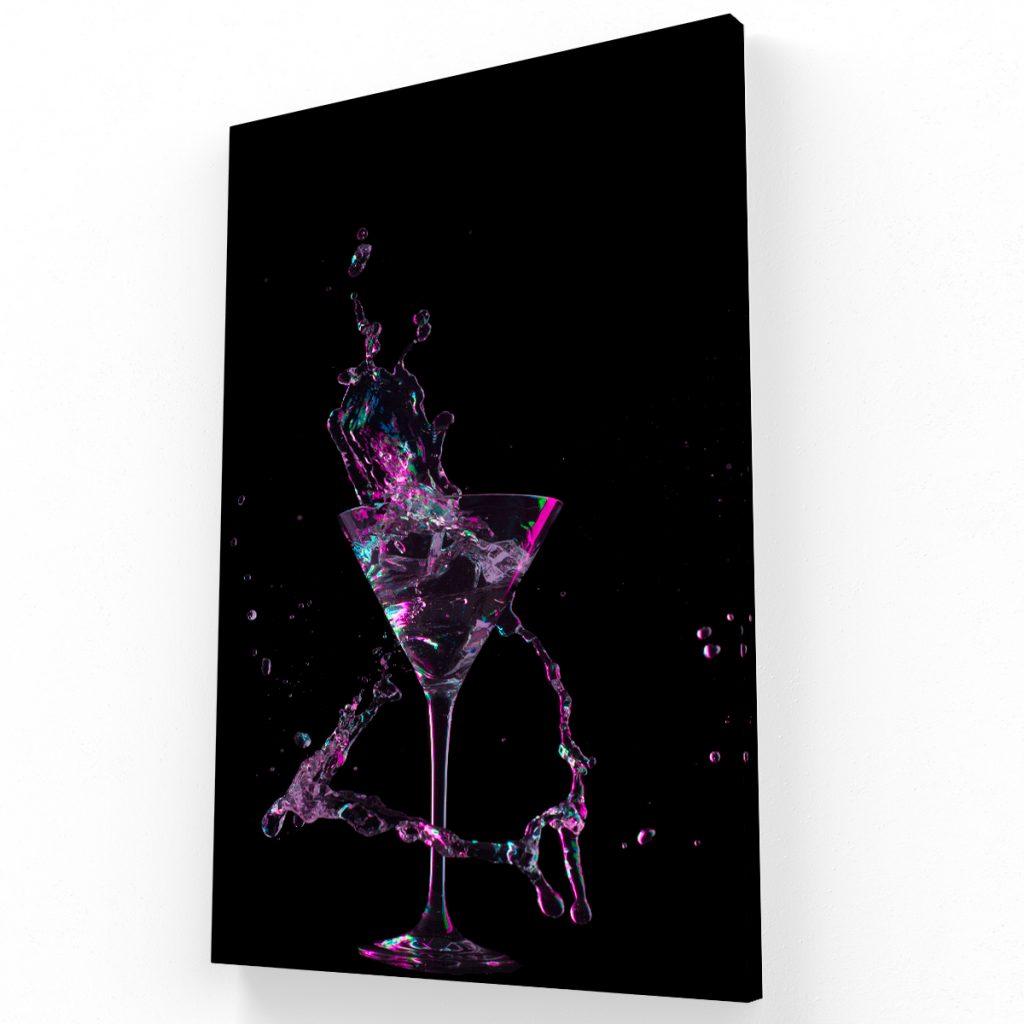 drink2 canvas Krea Canvas - Cuadros Decorativos Para Salas