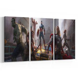 marvel canvas Krea Canvas - Cuadros Decorativos Para Salas